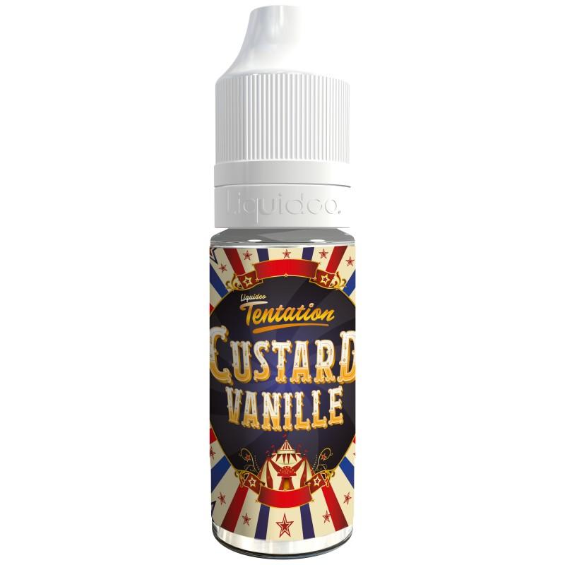 custard vanille liquideo tentation