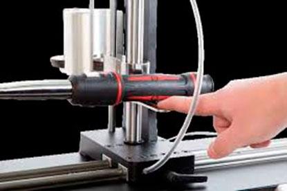 Figura 4: Ejemplo de banco de calibración de herramientas. (Cortesía de NORBAR)