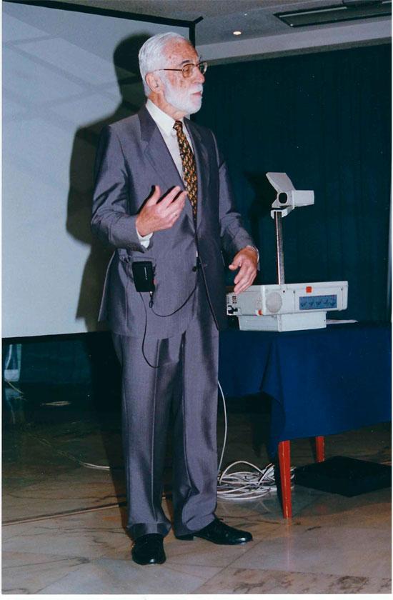 Figura 10. Mayo 1996. 1er Congreso Nacional de Metrología