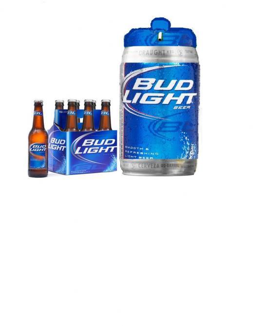 Keg Bud Light Cost