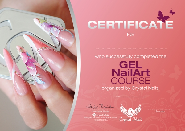 Gel Nail Art Course