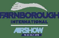 FARNBOROUGH REPORTS HOTTEST JUNE ON RECORD