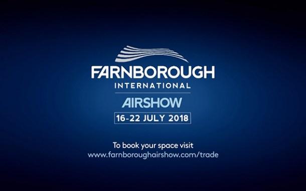 FARNBOROUGH INTERNATIONAL LAUNCHES TRADE VISITOR SALES