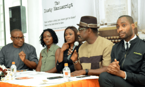 GTBAnk The Dusty Manuscript launch e-NIGERIANG