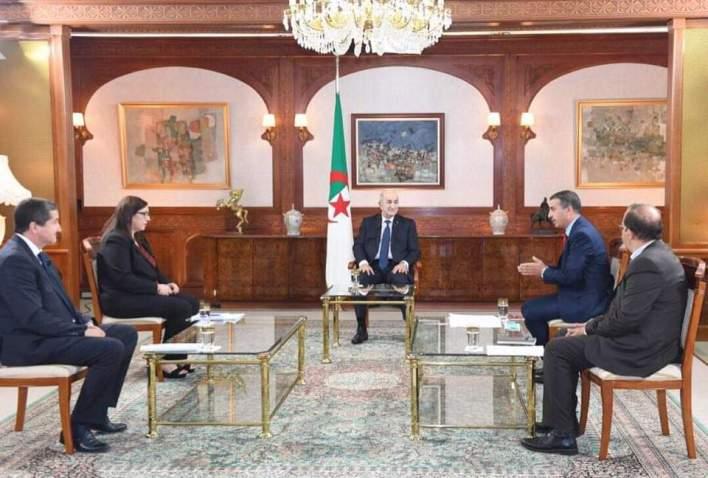 أهم تصريحات رئيس الجمهورية السيد عبد المجيد تبون 11 جوان 2020