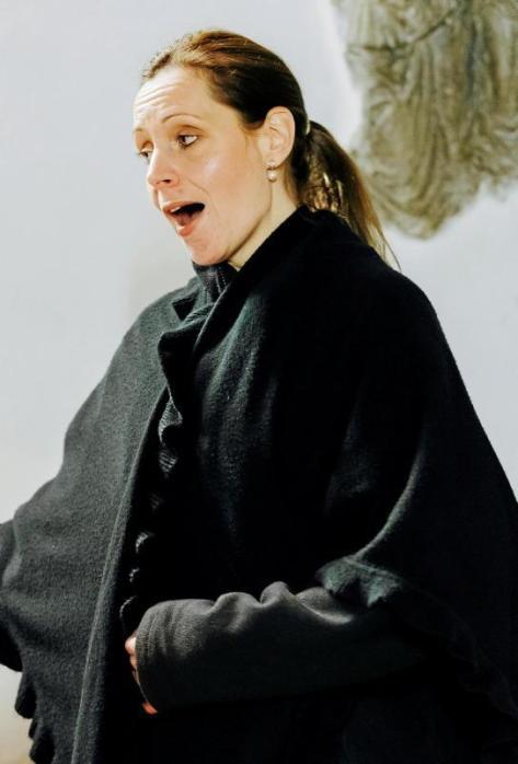 Anna Kristina Naechster sang Arien und Lieder. <b>Max Winkler</b>