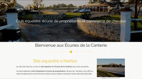 Exemple d'animation de site internet Anne-laure Rondeau E panorama Nantes (Sautron)