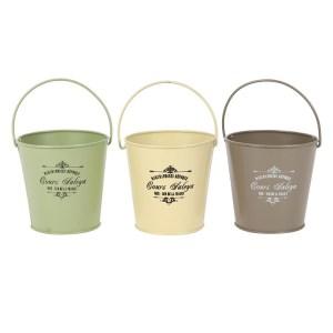 Vintage Planter small bucket