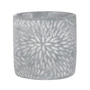 small grey pot 1