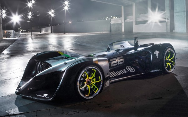 "ROBORACE: ""The vehicles will actually have personalities ..."