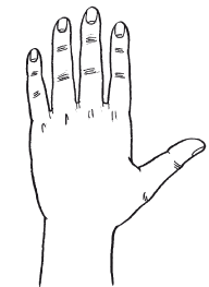 Картинки рисунок рука человека picpoolru