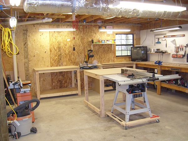 Essential Woodworking Tools For The Garage