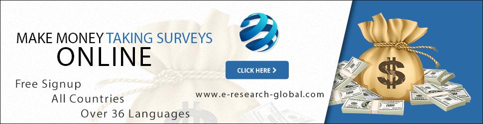 Paid Surveys - Surveys for Money