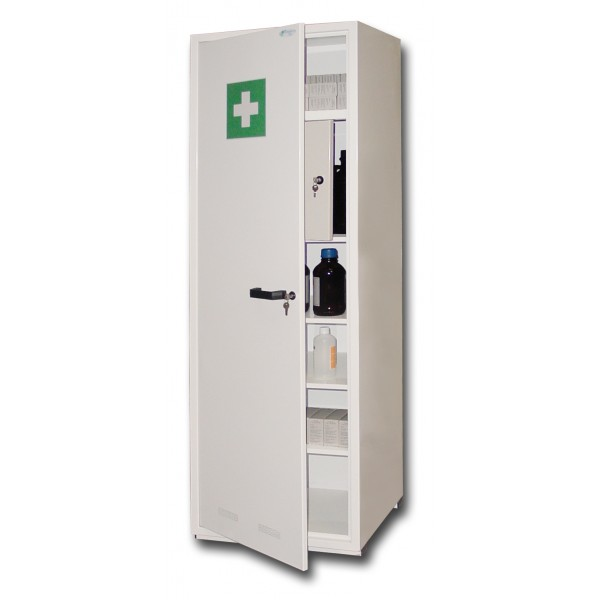armoire a pharmacie 1 porte haute