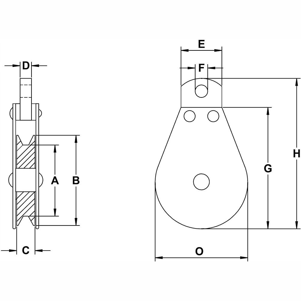 Pulley Rigging Diagrams