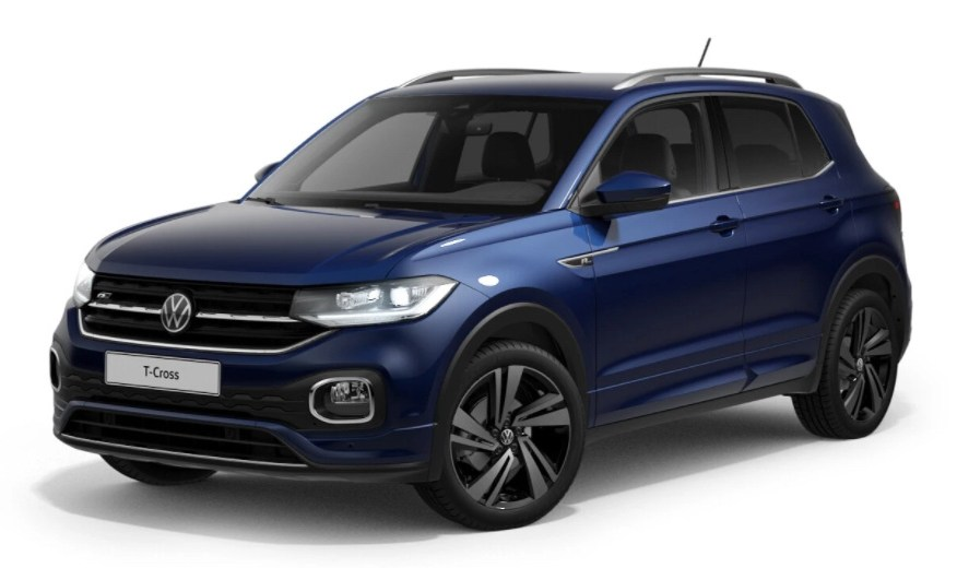 Volkswagen T Cross R line by e-runcars