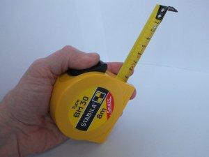 Измервателна рулетка