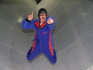 най-дългото падане във въздушна тръба