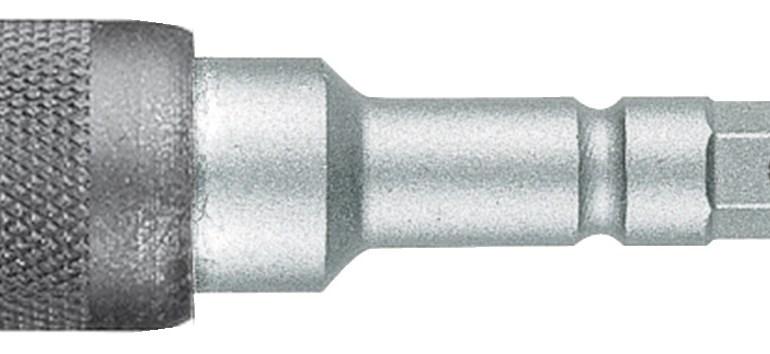 държачи за битове с механично фиксиране