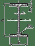 I-профили тегла и размери - БДС EN 10034