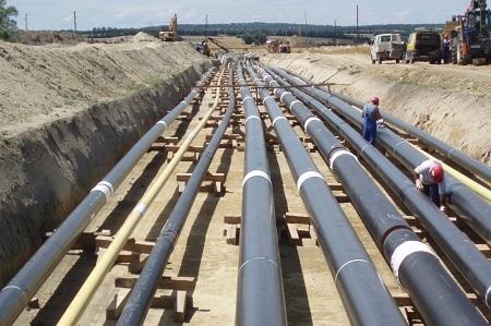 Стомани L – предназначени за изработка на газопроводи