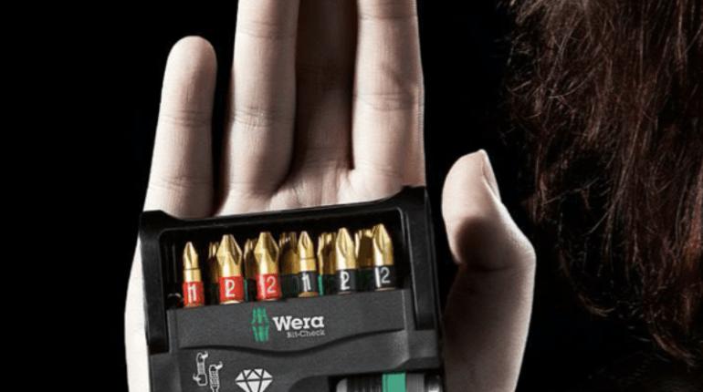качествени битове WERA