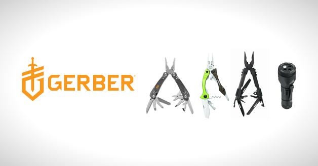 Инструменти и ножове Gerber™