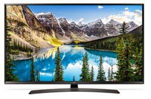 смарт телевизор LG 49UJ635V 4K Ultra HD LED