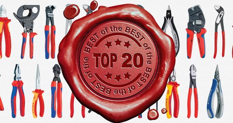 клещи knipex -топ 20