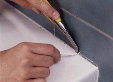 Подмяна на силикона около мивка, вана или душкабина
