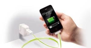 Cargar la batería del móvil Phone Android