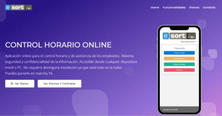 Control Horario Online