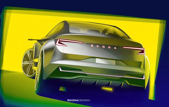 Skoda lansează un nou concept electric