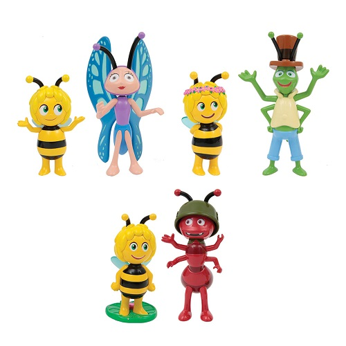 Maya The Bee 8cm Twin Figure Pack Choose Your Favourite Ebay