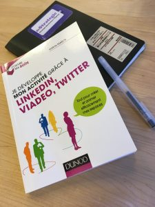 Je développe mon activité grâce à Linkedin, Viadeo, Twitter