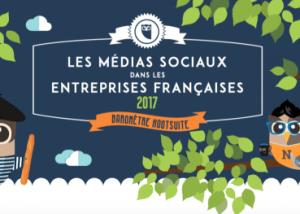 Baromètre Médias Sociaux 2017 : enjeux, usages et bonnes pratiques