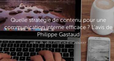 Quelle stratégie de contenu pour une communication interne efficace ?
