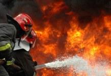 Πυροσβεστικό Σώμα, κατασβεση με αφρό