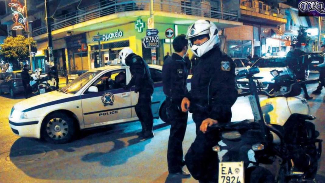 Αστυνομία στην Ελλήνων Πολιτεία
