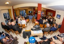 Η ομιλία στο ξενοδοχείο Galaxy στις Σέρρες 13-4-2019
