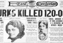 Οι Τούρκοι σκότωσαν 120.000 μόνο στη Σμύρνη - Όποιος πολιτικός ή εκπαιδευτικός το ξεχνά αξίζει τουλάχιστον τη χλεύη μας
