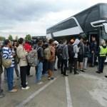 Έκτακτο: ξεκίνησαν τα πρώτα 10 λεωφορεία με τους μετανάστες