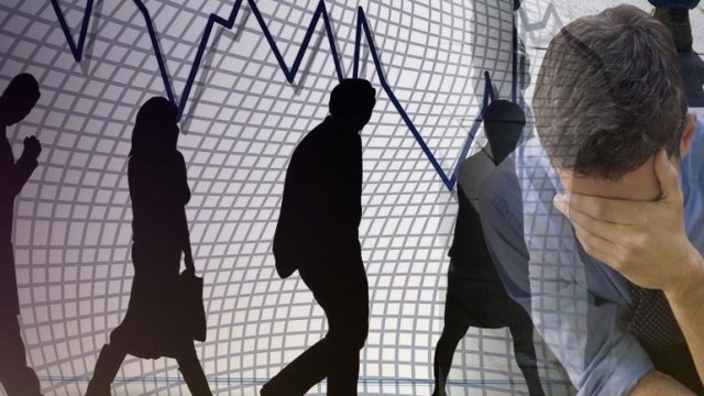 Η μεγαλύτερη αύξηση της ανεργίας των τελευταίων 10 ετών, καταγράφηκε τον Νοέμβριο