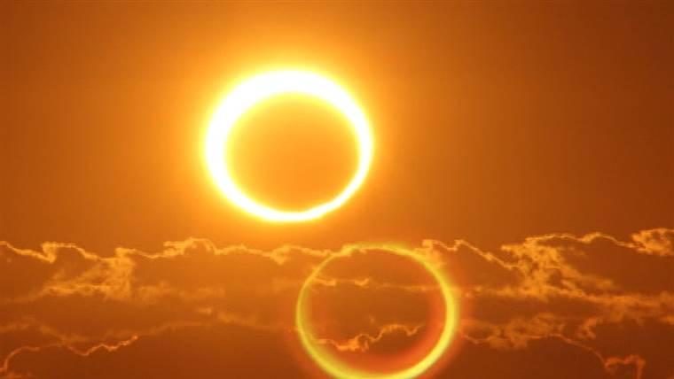 Το «δαχτυλίδι της φωτιάς» – Έρχεται σπάνια έκλειψη ηλίου στις 26-12-2019