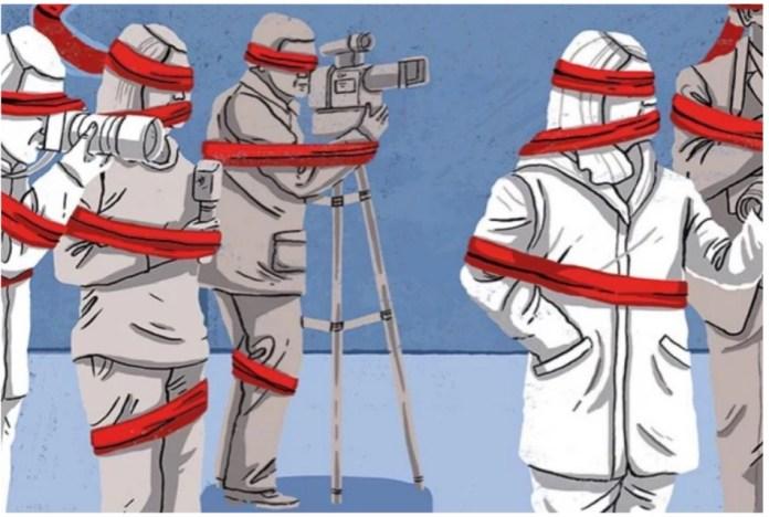 Λογοκρισία στα περιφερειακά μέσα της ΕΡΤ λόγω των γεγονότων στα νησιά