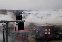Νέα επεισόδια στον Έβρο: Εκτεταμένη χρήση χημικών κατά των ελληνικών δυνάμεων