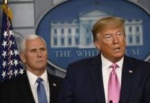 Τραμπ: Τρομοκρατική οργάνωση κηρύχθηκε το «Antifa» - Νέες δυνάμεις στις Πολιτείες