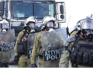 Χάος στην Εύβοια με μετανάστες – δεκάδες συλλήψεις