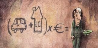ΕΛΛΗΝΑ Εχεις σπίτι και αυτοκίνητο; ΟΙ κυβερνήσεις ΕΙΝΑΙ ΕΧΘΡΟΣ ΣΟΥ ΜΕ ΥΠΕΡΦΟΡΟΛΟΓΙΣΗ (ΕΝΩ ΕΙΣΑΙ ΣΥΝ-ΔΙΚΑΙΟΥΧΟΣ ΤΕΡΑΣΤΙΟΥ ΟΙΚΟΝΟΜΙΚΟΥ ΠΛΟΥΤΟΥ ΠΟΥ ΣΟΥ ΤΟΝ ΚΡΥΒΟΥΝ ΕΠΙΜΕΛΩΣ
