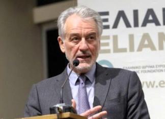 ΑΘΛΙΟΤΗΤΑ-Πρόεδρος ΕΛΙΑΜΕΠ Τσούκαλης «Δεν μπορεί το Αιγαίο να γίνει ελληνική θάλασσα»